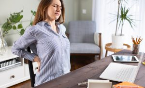 Work from home lower back pain